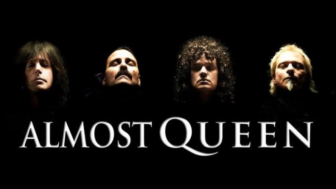 Almost Queen - A Tribute To Queen at Kirby Center for the Performing Arts