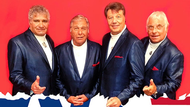 Joe Nardone's Doo Wop Part Two at Kirby Center for the Performing Arts