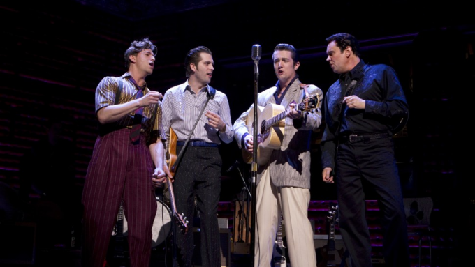 Million Dollar Quartet at Kirby Center for the Performing Arts