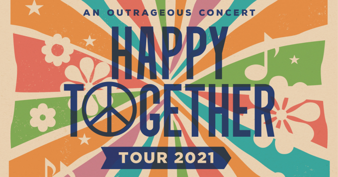 Happy Together Tour at Kirby Center for the Performing Arts